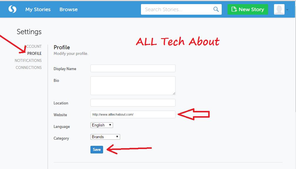 How To Get Dofollow Backlinks From Storify PR8 Backlinks